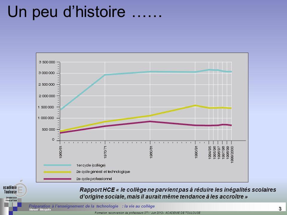 3 Séminaire « Définition de Produits » : méthodologie de définition dune pièce GREC INITIALES Formation reconversion de professeurs STI / Juin 2012– A