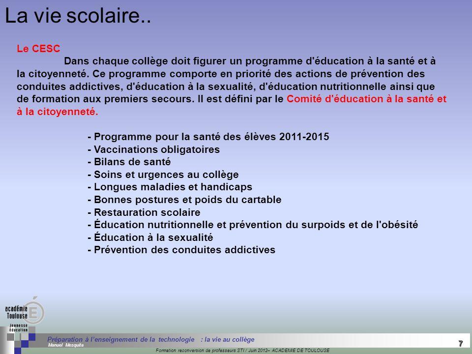 7 Séminaire « Définition de Produits » : méthodologie de définition dune pièce GREC INITIALES Formation reconversion de professeurs STI / Juin 2012– A