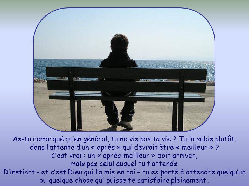 « Veillez donc, car vous ne savez pas quel jour votre Seigneur va venir. » (Mt 24,42).