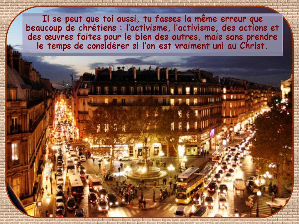As-tu remarqué que Jésus ne demande pas directement le fruit, mais il le voit comme la conséquence de demeurer uni à lui ?
