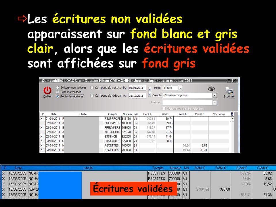 Pratique Pour exporter les données comptables Et paf au comptable Plus rien à imprimer Leurs logiciels sont compatibles avec Excel export sous Excel en général