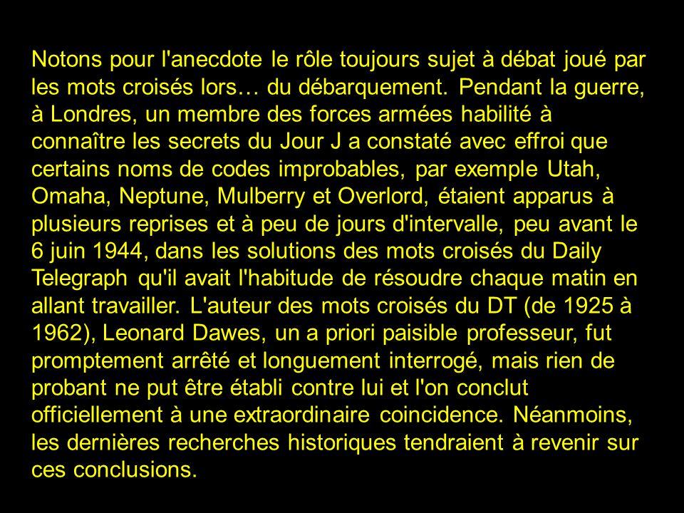 2 En France, la première grille a été publiée le 9 novembre 1924 par l'hebdomadaire Dimanche-Illustré sous le nom de