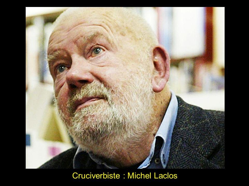 2 Cruciverbiste : Michel Laclos