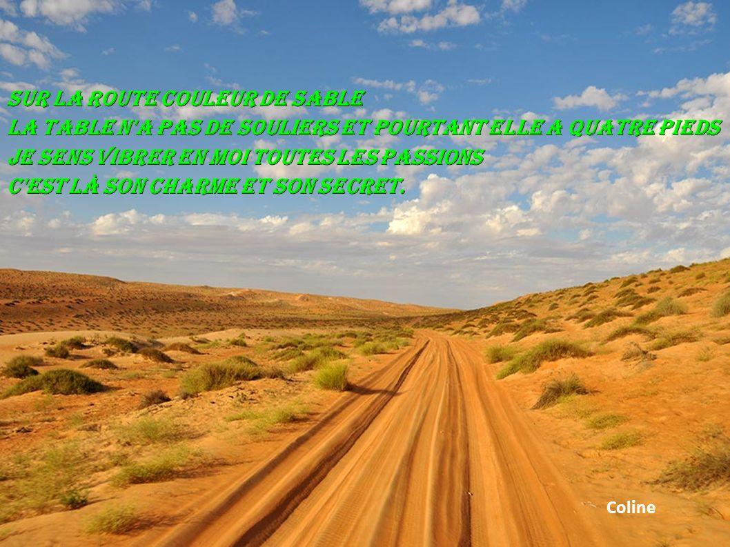 Sur la route couleur de sable Un pauvre homme passait dans le givre et le vent Nous voilà citoyen de la mer orageuse De désespoir le roi Henri jeta sa couronne aux orties Mickaël