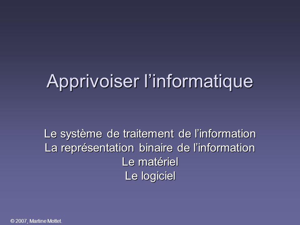 © 2007, Martine Mottet. « Le monsieur dans la machine » vous contrôle-t-il?