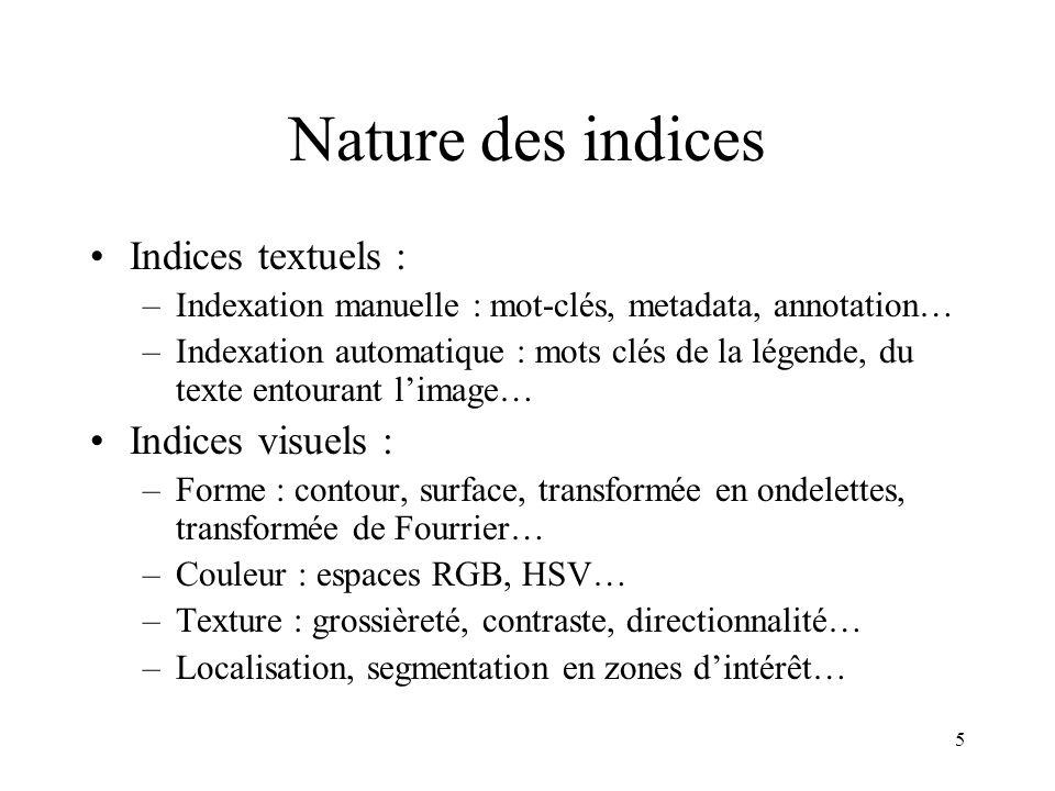 4 Problématique Indices visuelsIndices textuels Paysage Cameroun Agriculture Cohérence ?