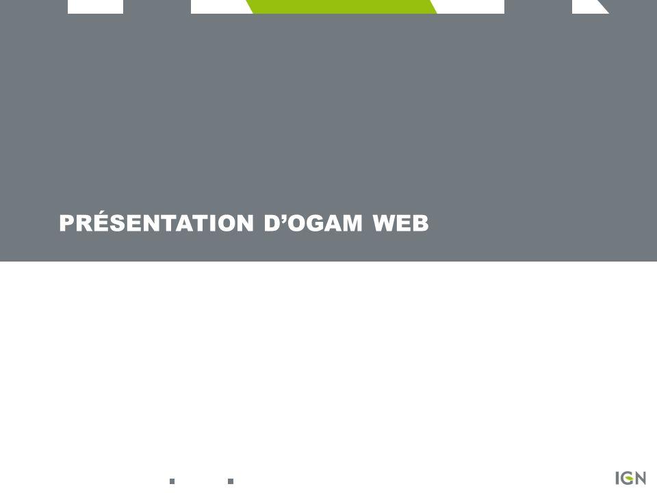 PRÉSENTATION DOGAM WEB