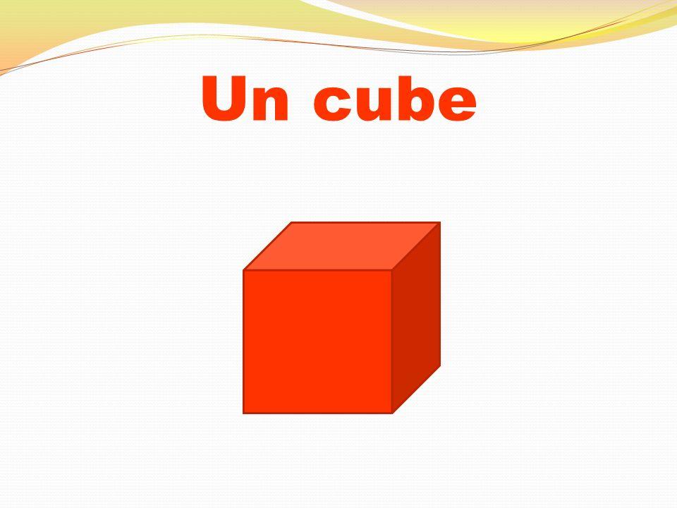 Un cube