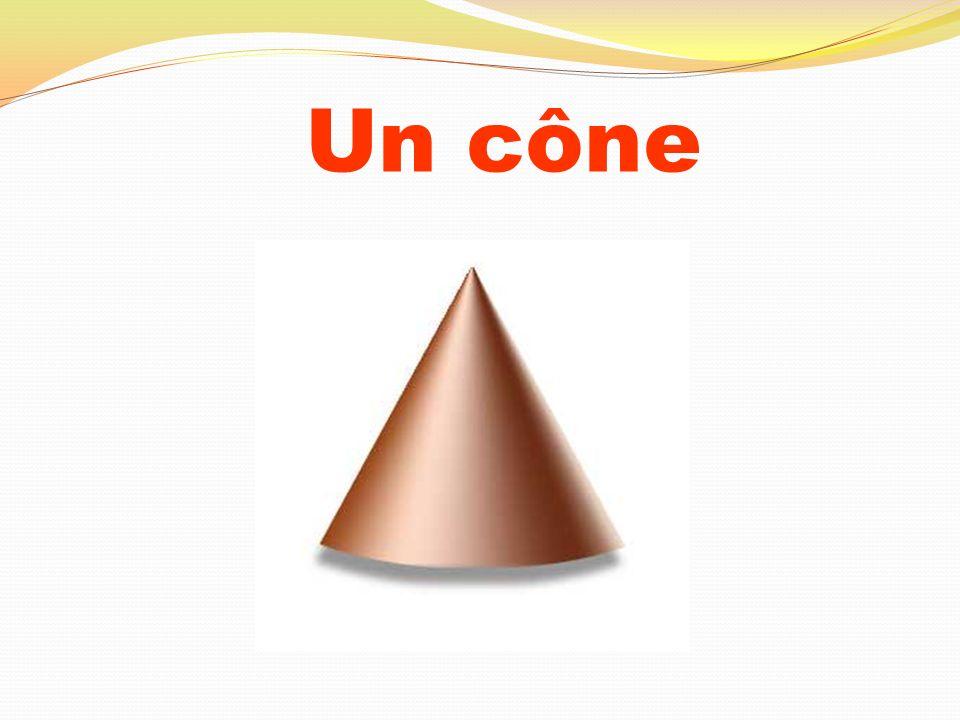 Un cône