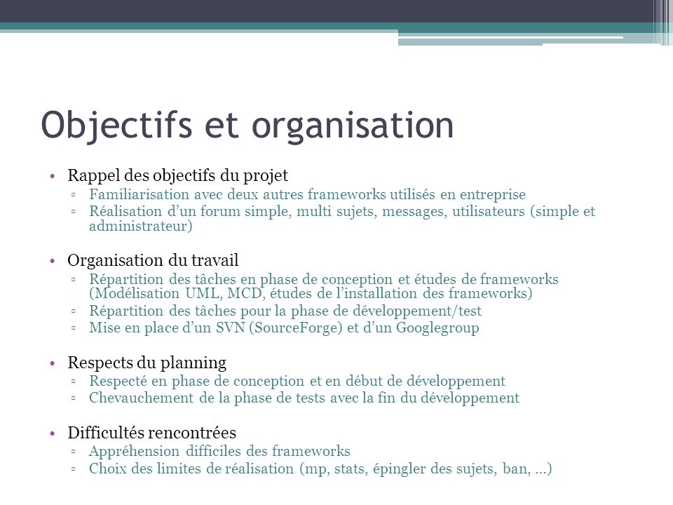 iBATIS Framework de persistance de données Java -.NET - Ruby on Rails Fichiers de configuration XML /.properties SQL Maps Mapping XML Relation BDD Objet DAO (Data Access Object) Accès simple à la BDD Implémentation des requêtes SQL SELECT PER_ID as id, PER_FIRST_NAME as firstName, PER_LAST_NAME as lastName, PER_BIRTH_DATE as birthDate, PER_WEIGHT_KG as weightInKilograms, PER_HEIGHT_M as heightInMeters FROM PERSON WHERE PER_ID = #value#
