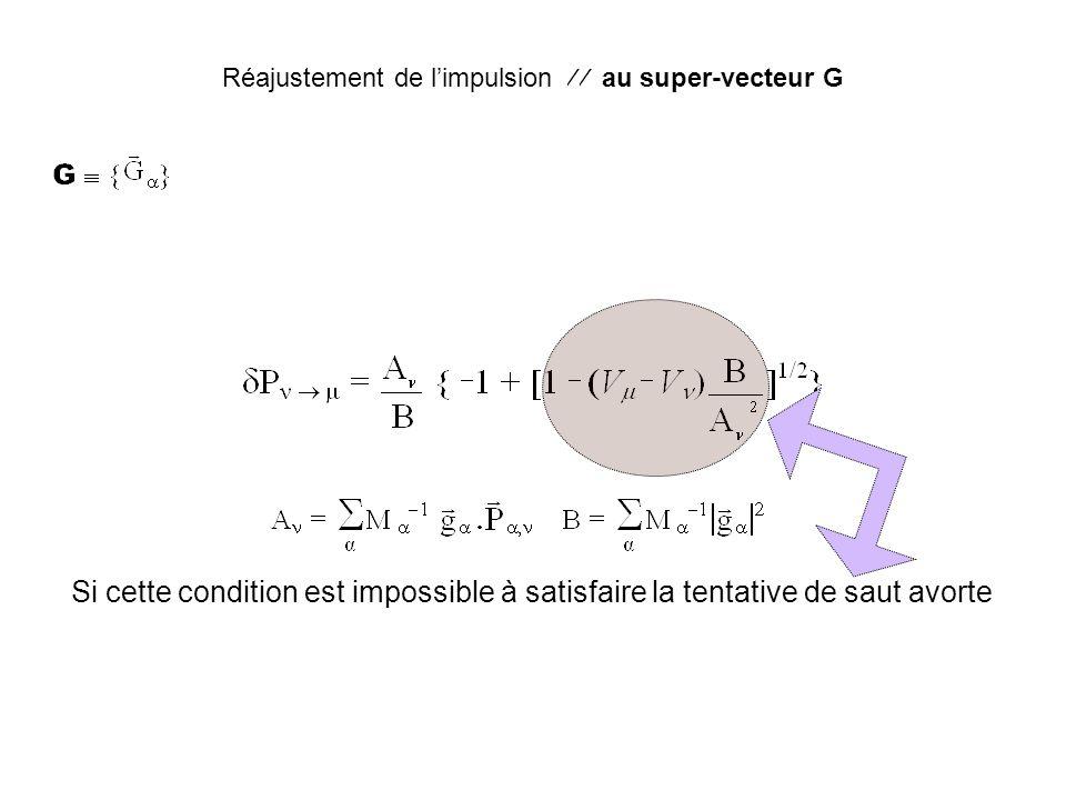 Indépendant des 3 angles dEuler décrivant les rotations densemble Dans le système du centre de masse