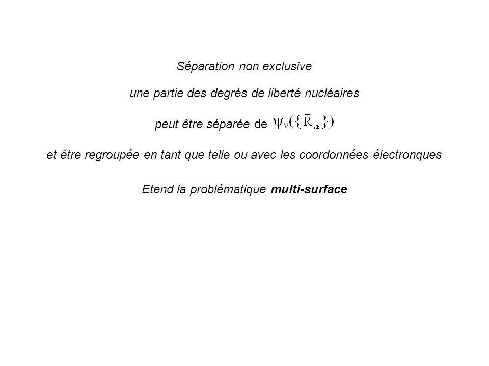 Plus généralement à un facteur de phase exp[if( )] près Phase de Berry V