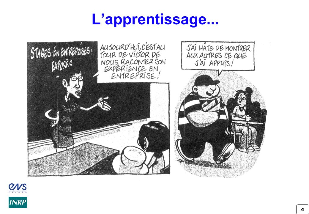 4 Lapprentissage...