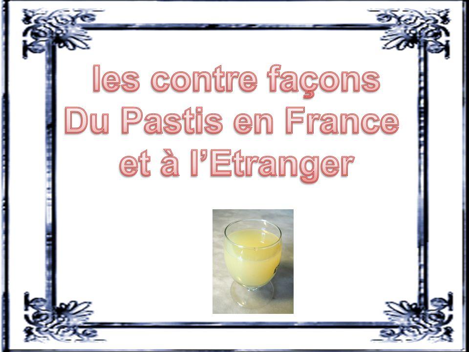 Le pastis de Provence, le pastaga ou encore le petit jaune, cest le secret de polichinelle, ç est lapéro officiel de lété et des vacances ! Cest linco