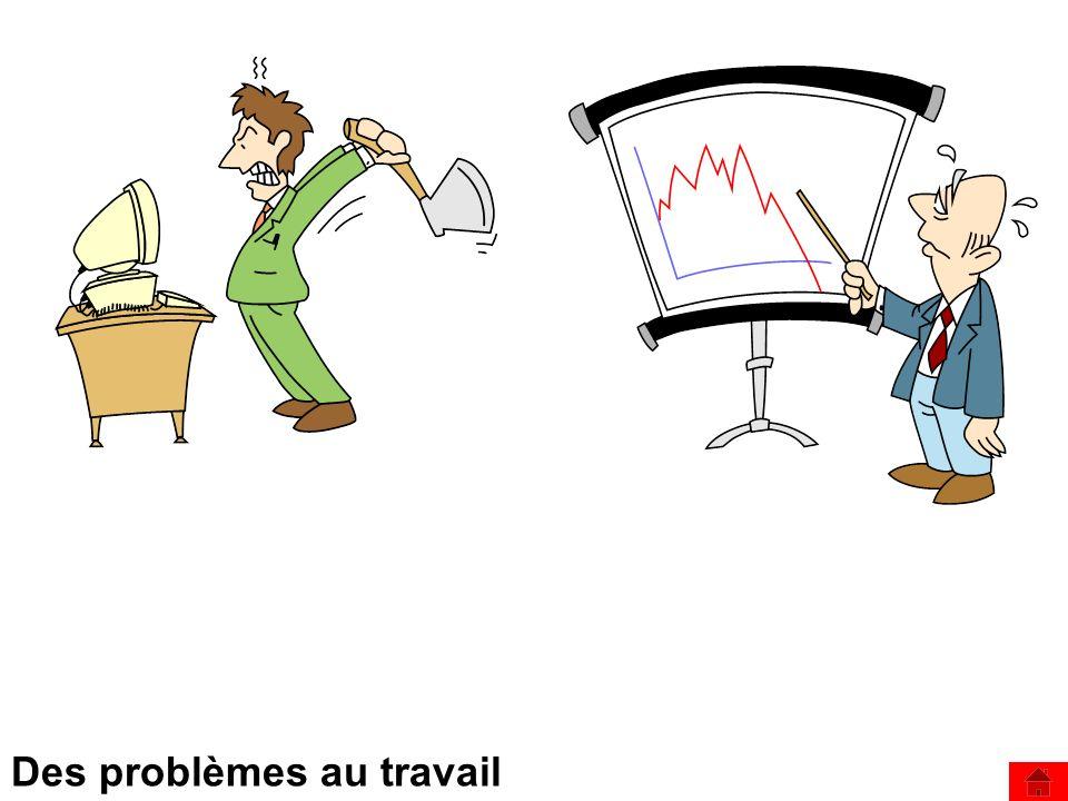 Une mauvaise situation financière