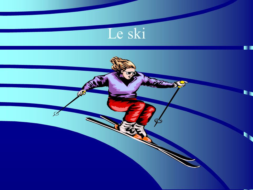Les faits Il y a 3 principaux types de ski Le télémark, le ski de fond et le ski de descent