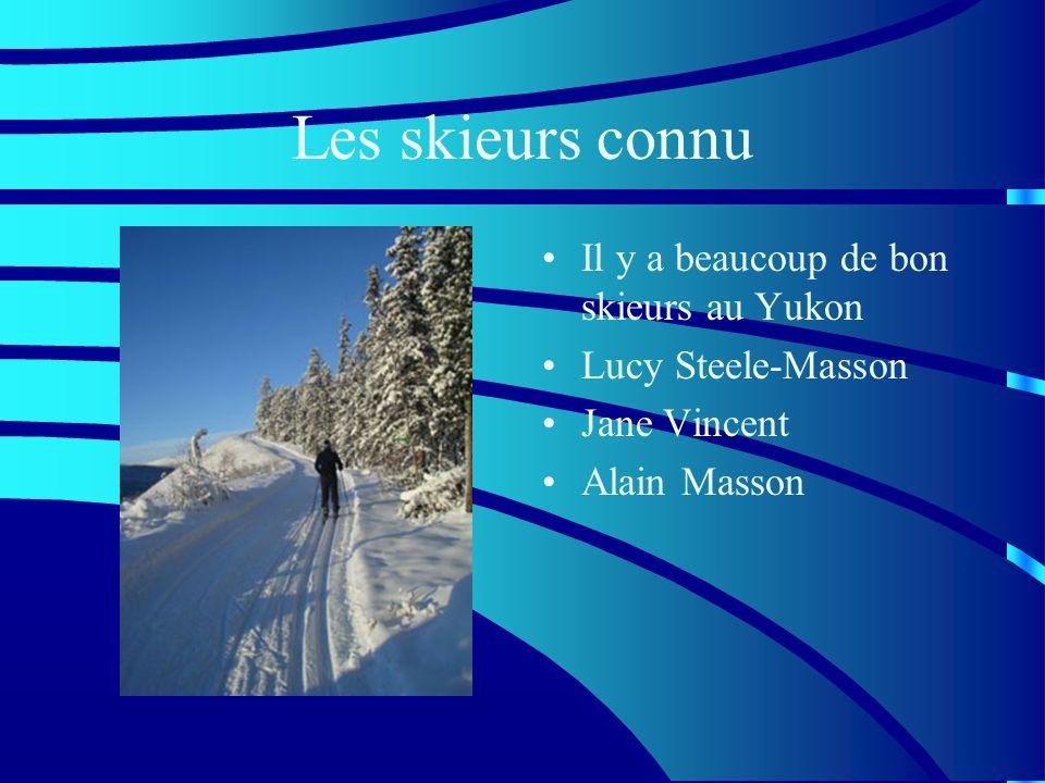 Lucy Steele-Masson Elle est née en Angleterre Elle commence le ski quand elle avait 12 ans Marié à Alain Masson Aller aux les Jeux Olypiques