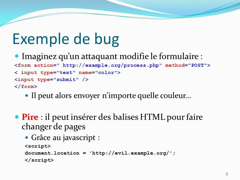 Conclusion Il existe une multitude de risque Beaucoup dautre « bugs » Il existe beaucoup de « petits malins » Le hacking attire beaucoup .