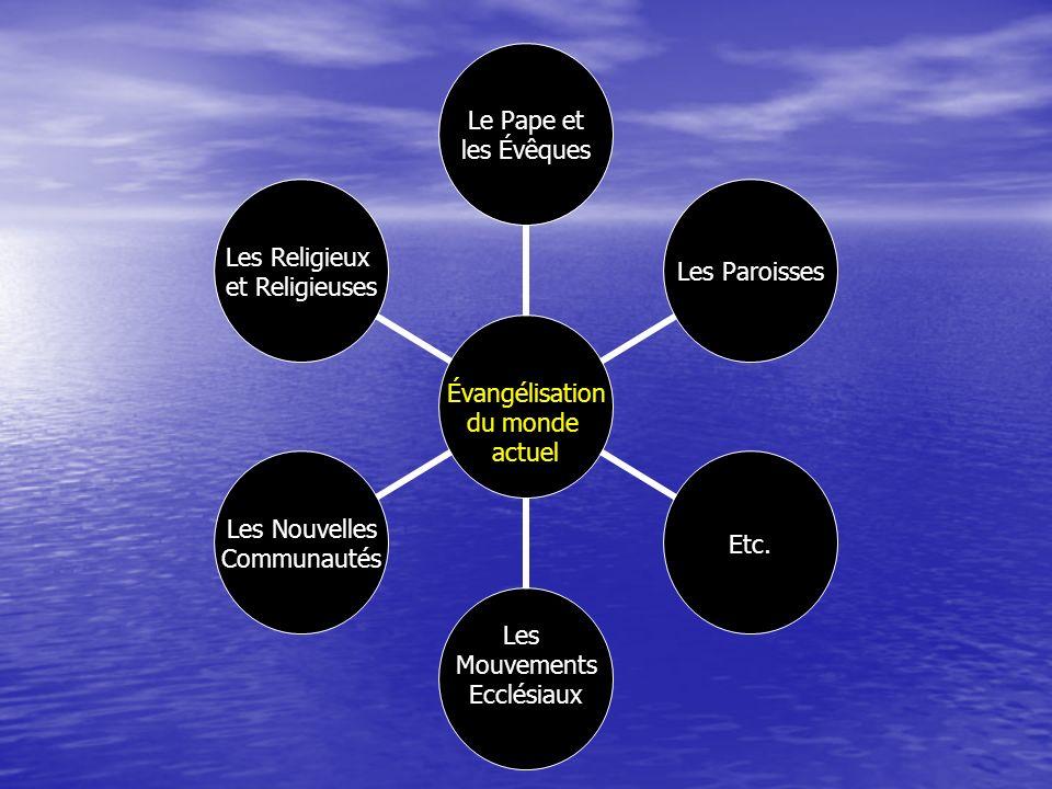 Parmi les fruits nombreux générés par le Concile Vatican II pour la vie de lÉglise, il faut remarquer la place spéciale, sans aucun doute, de la « nouvelle époque associative » des fidèles laïcs.