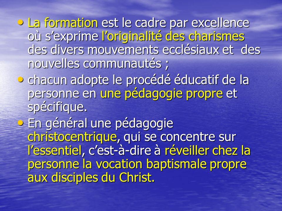 Une pédagogie radicale qui ne dilue pas lÉvangile, qui exige et établit la mesure de la sainteté.