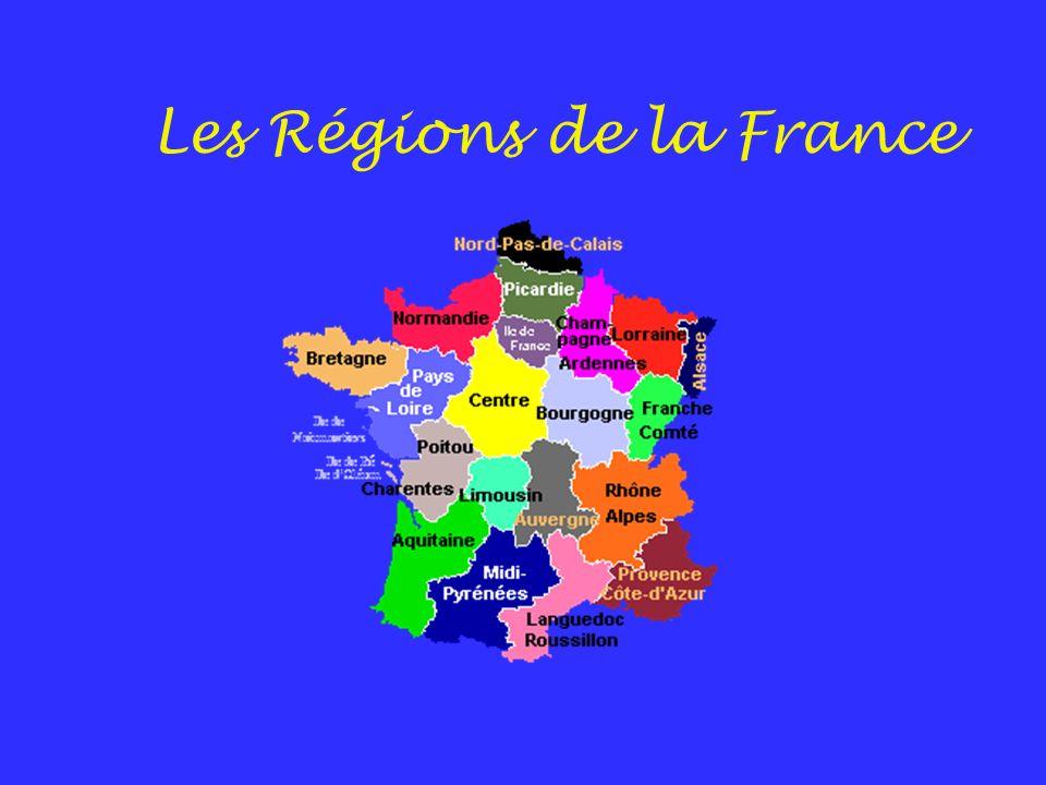 En Normandie Le Mont Saint-Michel, en Normandie est sur une petite île.