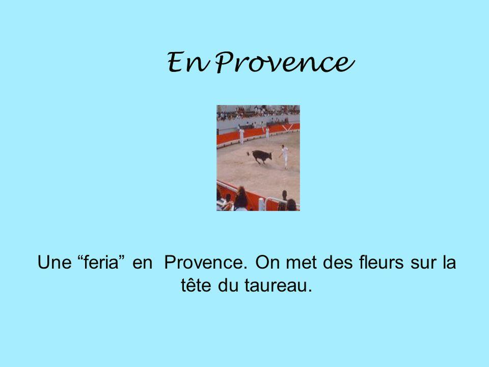 En Provence La ville dAix en Provence.