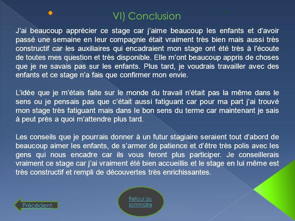 Retour diapo 5 Retour diapo 6 Annexe Vidéo n°1Vidéo n°2 Vidéo n°3 Vidéo n°4Vidéo n°5