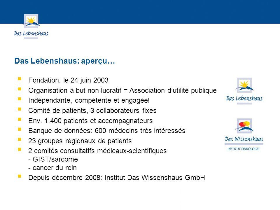 Hier steht Ihre Fußzeile Seite 7 Fondation: le 24 juin 2003 Organisation à but non lucratif = Association dutilité publique Indépendante, compétente et engagée.