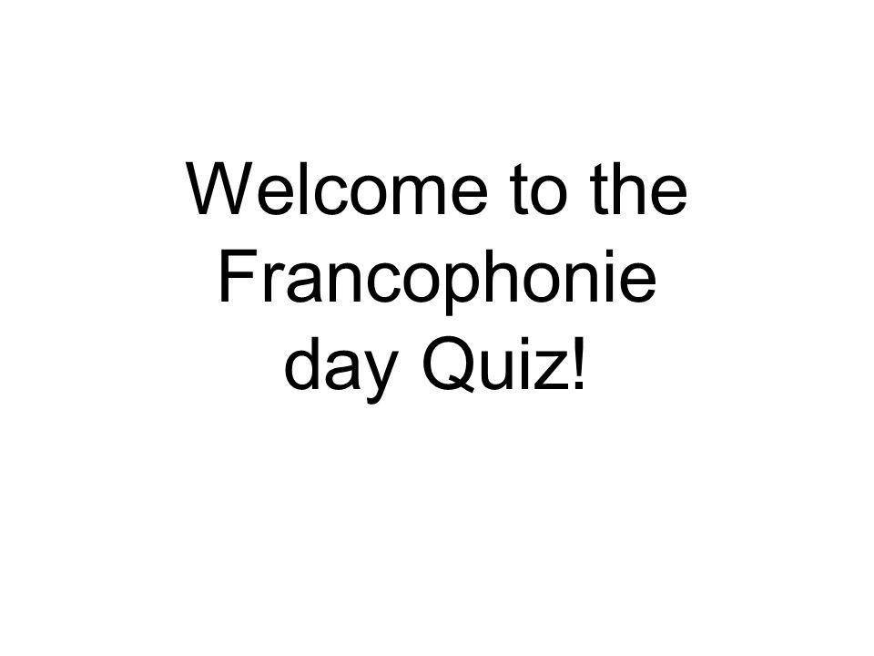 5 La France est toujours sous la cinquième république.