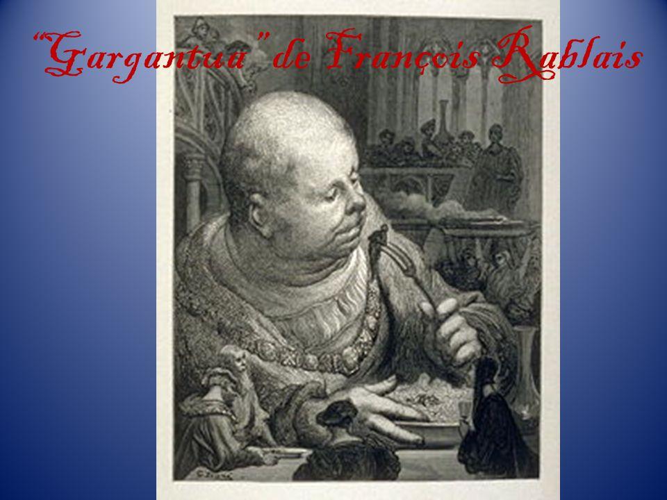 Gargantua de François Rablais