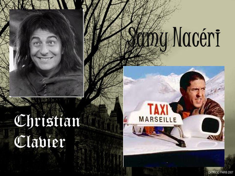 Christian Clavier Samy Nacéri