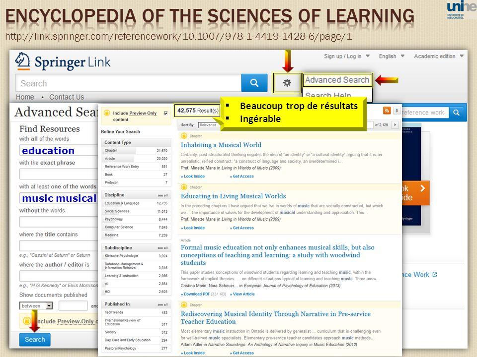 http://link.springer.com/referencework/10.1007/978-1-4419-1428-6/page/1 music musical education Beaucoup trop de résultats Ingérable