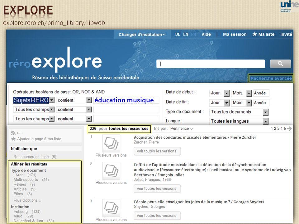 explore.rero.ch/primo_library/libweb éducation musique