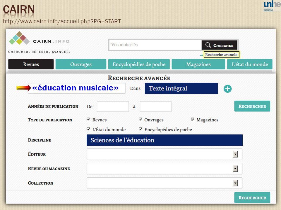 «éducation musicale»