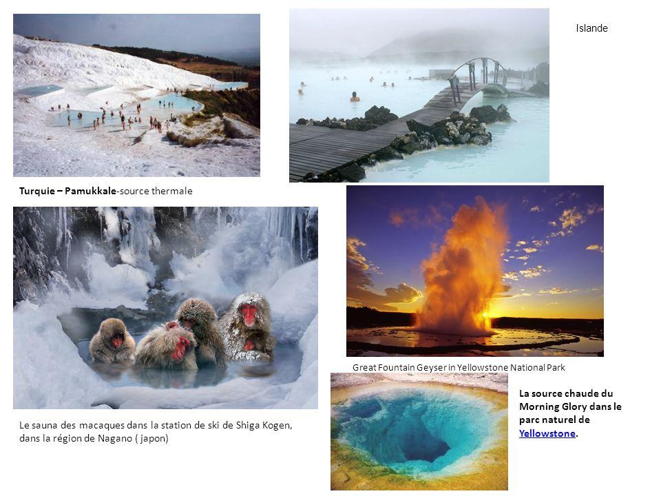 Objectifs: A partir des documents et de vos connaissances, comprendre en quoi le contexte géologique du lieu choisi est propice à limplantation de centrales géothermiques.