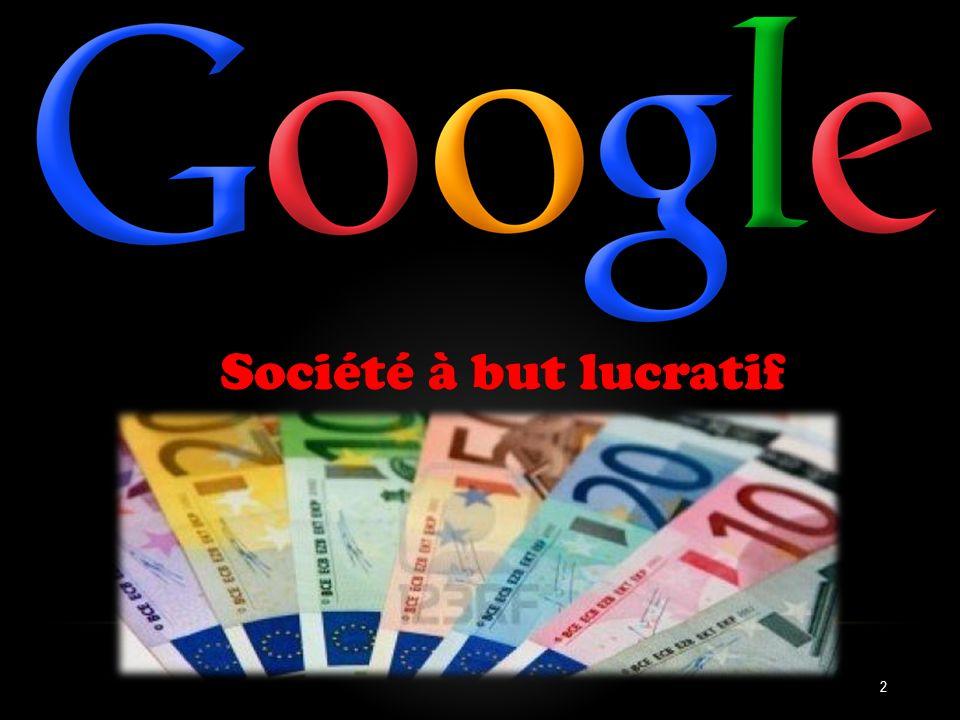 Société à but lucratif 2