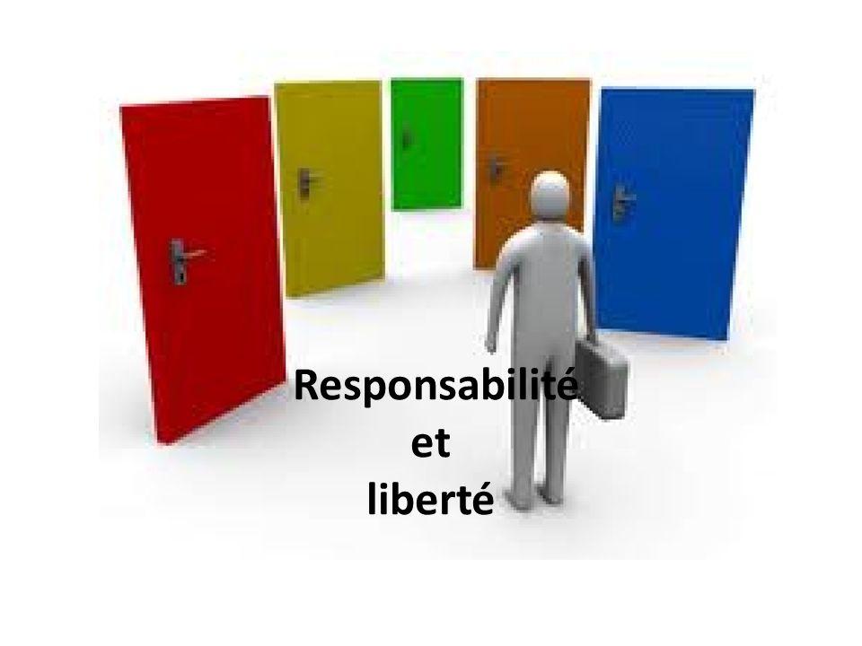 Introduction Dans quelles mesures sommes-nous responsables de nos actes, de nos conduites, et de nos vies .