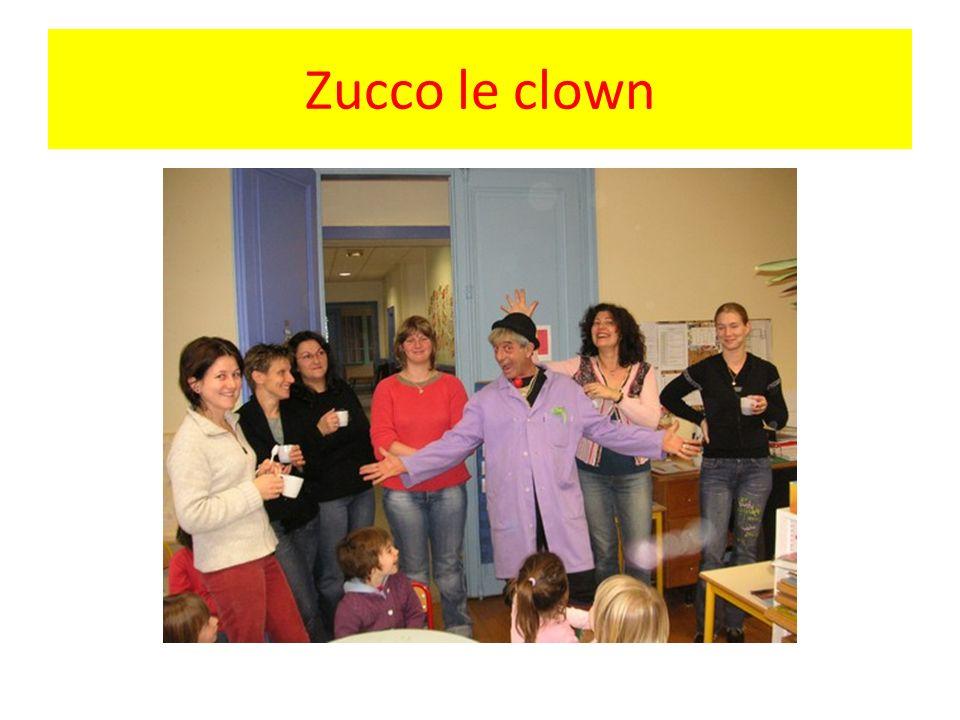 Zucco le clown