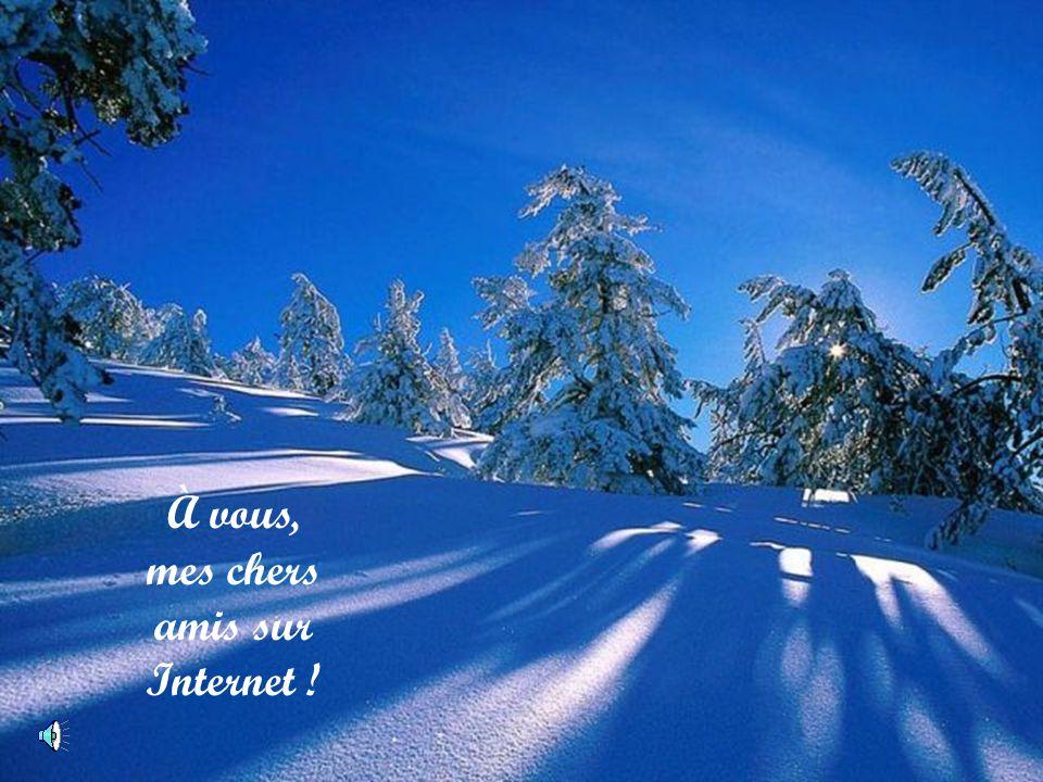Chérissez encore plus votre famille. Que ce soit Noël ou La Nouvelle Année C est un moment de paix!