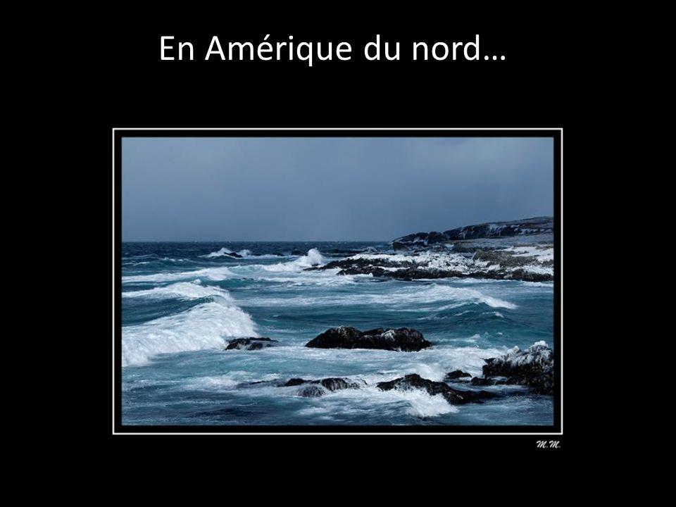 En Amérique du nord…