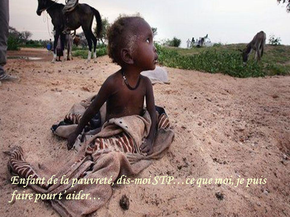 Quand lhumanité comprendra… Quil ne lui reste plus que la prière pour implorer lhomme de sauver ses frères…