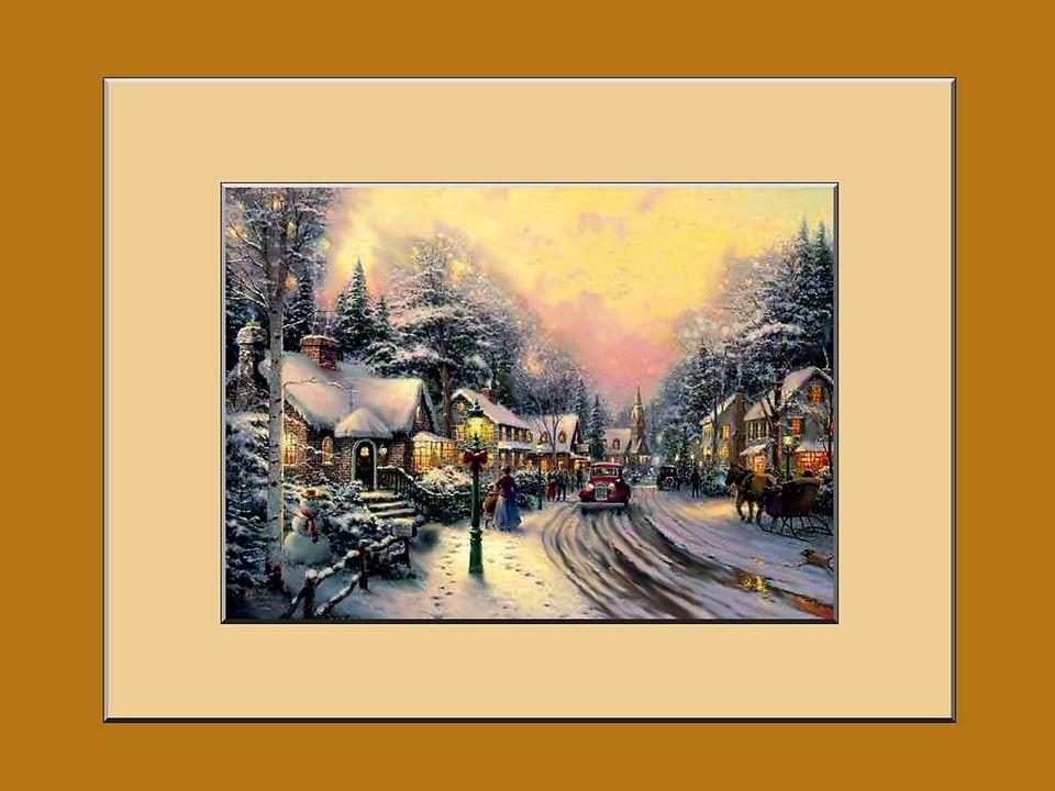 Comble d ironie, les gens payent une fortune pour enlever la neige et ensuite ils vont acheter de la neige artificielle, en gros sacs, pour décorer leur sapin de Noël.
