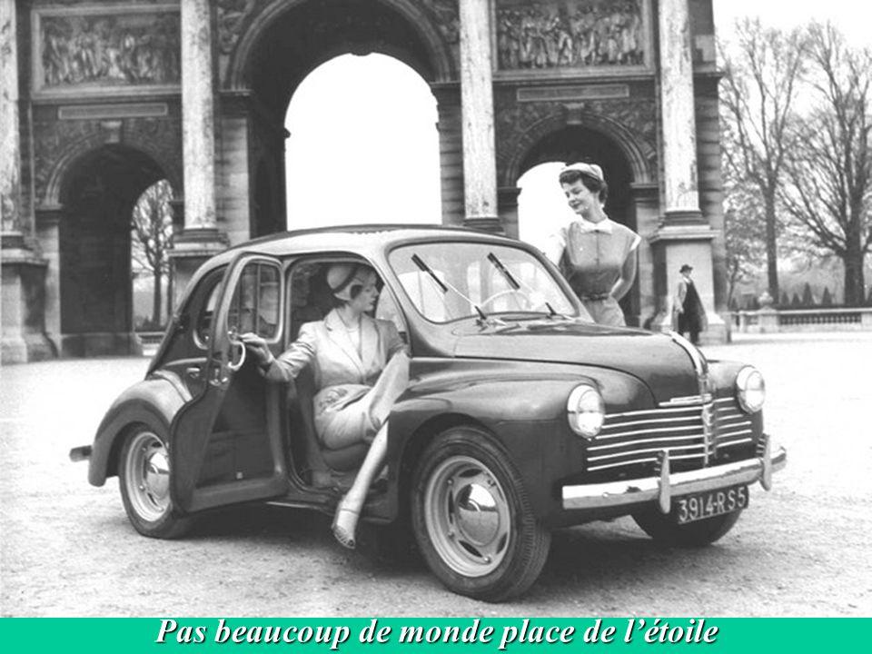 4 modèles de 4 CV. Renault « normal »