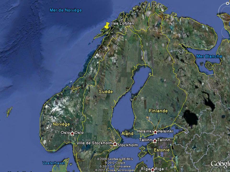 ISLAS LOFOTEN Les Iles Lofoten sont un archipel et un district de Norvège.
