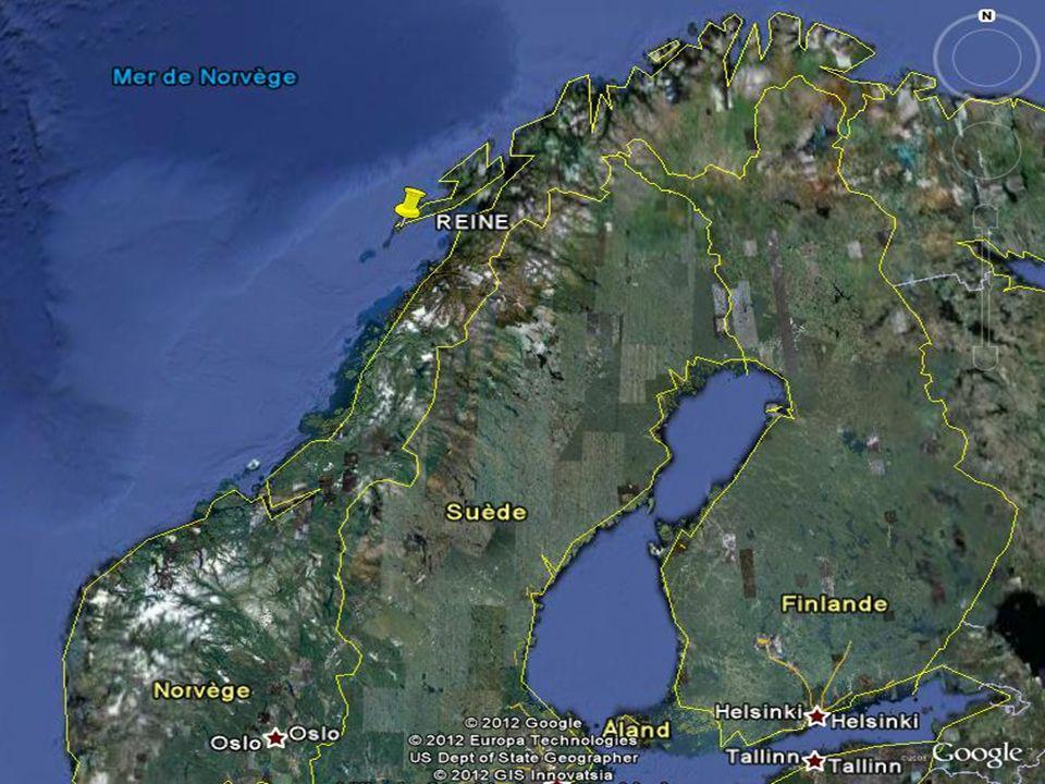 REINE Le village de Reine est le joyau des Iles Lofoten.