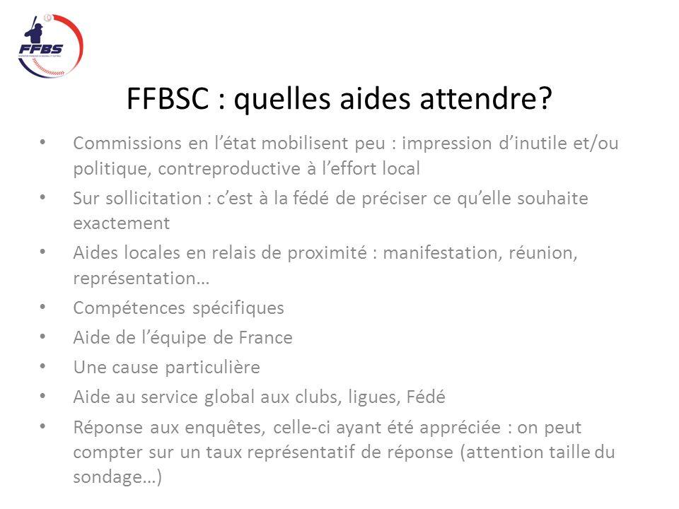 FFBSC : quelles aides attendre.