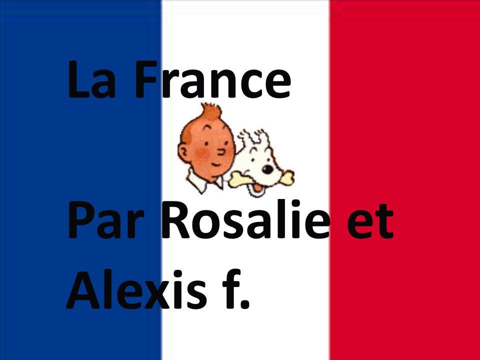 La France Par Rosalie et Alexis f.