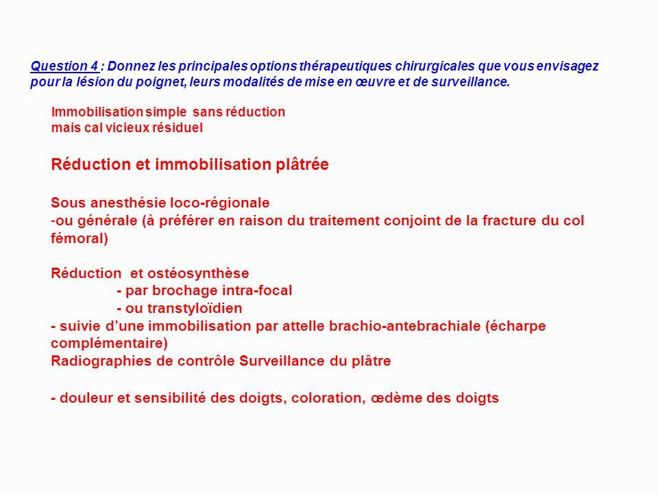Question 3 : Précisez les données qui vous semblent les plus importantes à recueillir lors de linterrogatoire à larrivée aux urgences Antécédents médi
