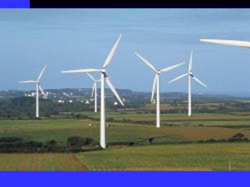 Lopinion publique aux problèmes de lénergie éolienne.