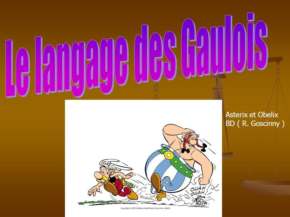 Asterix et Obelix BD ( R. Goscinny )